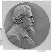Portrait of Max Schaffner