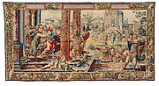 Story of Saint Paul: The Arrest of Paul tapestry