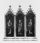 Triptych (one of a pair)