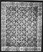 Panel of tiles (99)