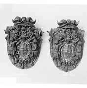 Pair of cartouches