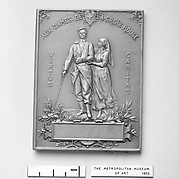 Medal to the Red Cross Nurses (In Honor of Miss Cavell)