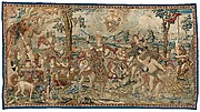Seven Deadly Sins: Gluttony tapestry