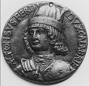 Alfonso of Aragon, Duke of Calabria, (1448-1495)
