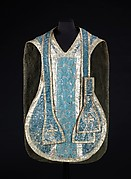 Chasuble, stole and maniple