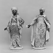 Moorish man and woman