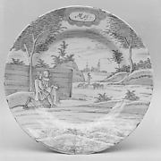 Plate (part of a set)