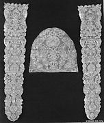 Cap crown and pair of lappets