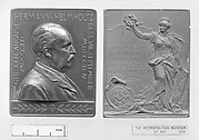 In Memory of Hermann Ludwig Ferdinand von Helmholtz (b. Potsdam 1821, d. Berlin 1894)
