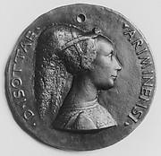 Isotta della Atti of Rimini, d. 1470