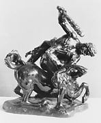 Hercules and a Centaur