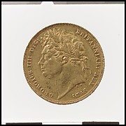 George IV sovereign