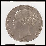 Victoria crown