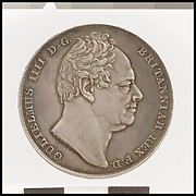 William IV proof crown