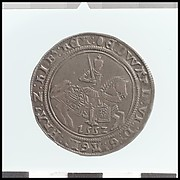 Half crown of Edward VI (r. 1547–53)