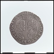 Shilling of Philip and Mary