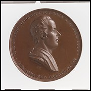 Medal Commemorating the Death of William Pitt