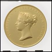 Victoria Medal, Poet reverse