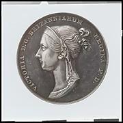 Coronation of Victoria