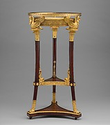 Washstand (athénienne or lavabo)
