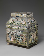 Cabinet with scenes from the Life of Joseph