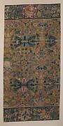 Table carpet fragment