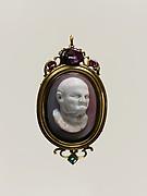 Bust of the Emperor Vespasian (Titus Flavius Vespasianus, 9-79)