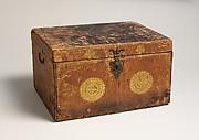 Box for a casket