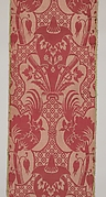 Furnishing damask