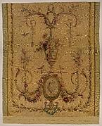 Back panel for a bed (Lit à la duchesse en impériale)