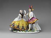 Two Opera Singers
