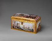 Tea casket