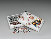 Box for playing card counters