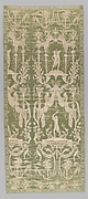 Panel with mythological scenes