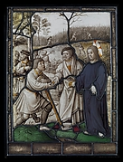The Parable of the Vineyard (one of a set of twelve scenes from The Life of Christ)