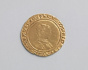 Half sovereign of Edward VI