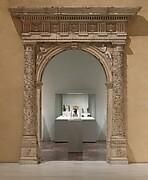 Altar enframement