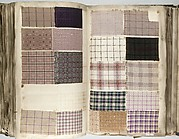 Textile Sample Book