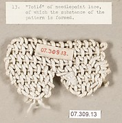 Example of lace stitch