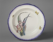 Soup plate (part of a set of three)