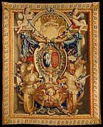 Tapestry (armorial hanging)