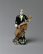 Miner Playing the Cello