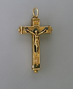 Pendant in the Form of a Cross