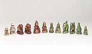 Burmese chess set