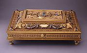 Presentation casket