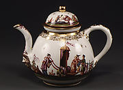 Teapot (part of a set)