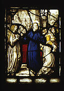 The Parable of the Wise and Foolish Virgins (one of a set of twelve scenes from The Life of Christ)