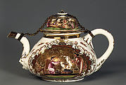 Teapot (part of a service)