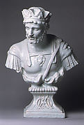 Bust of Mark Antony (one of a pair)