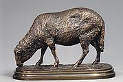 Shorn Ewe (Brebis Tondue)